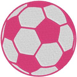 Ballon de foot féminin