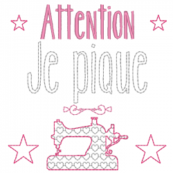 Attention, je pique !