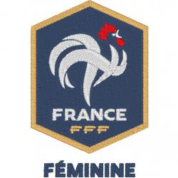 Logo équipe de France Féminine