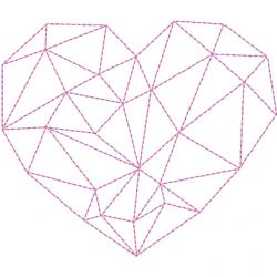 Coeur redwork