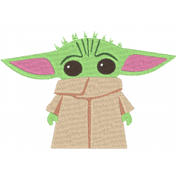The child - Baby Yoda - The...