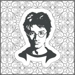 Harry Potter - portrait...