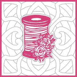 Bobine couture quilt