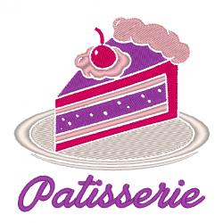 Part de gâteau Pâtisserie