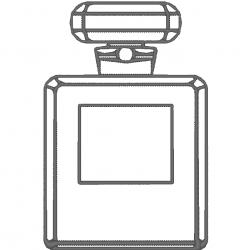 Bouteille de parfum N°5