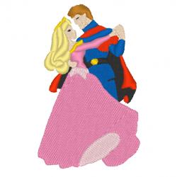 Aurore et son prince