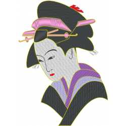 Japonaise geisha