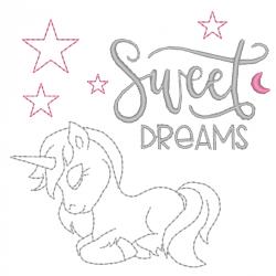 Licorne - unicorn sweet dreams