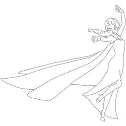 Elsa redwork
