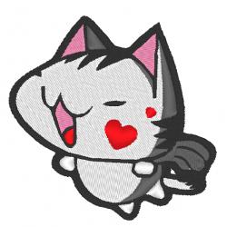 Chat kawaii