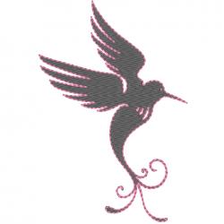 Oiseau du paradis