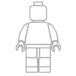 Lego redwork