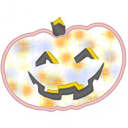 Citrouille d'Halloween en...