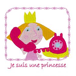 Princesse Holly - Le petit...