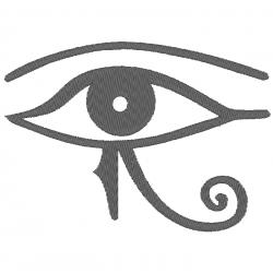 Oeil Egyptien