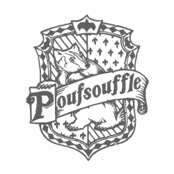 Harry Potter - Poufsouffle