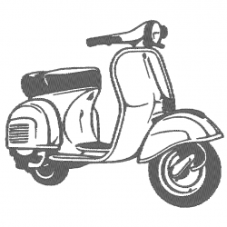 Vespa - Scooter